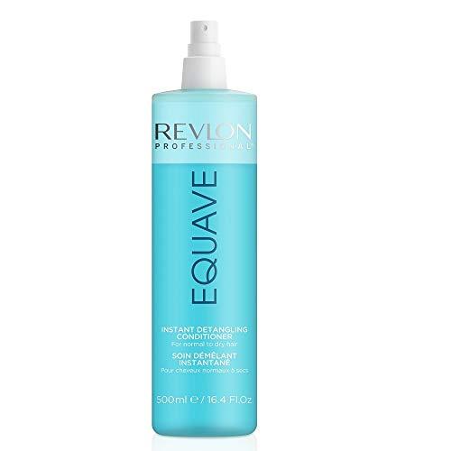 EQUAVE Hydro Nutritive Detangling Conditioner, 500 ml, entwirrender Leave-in Conditioner, 2-Phasen-Formel für sofort sichtbare Ergebnisse bei trockenem & strapaziertem Haar