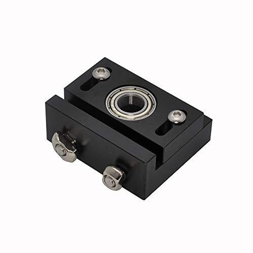 CR10 Metallo regolabile Vite Top Mount T8 Asse Z per l'aggiornamento AM8 CR-10 V3 CR10S Pro Ender 3 V2 BLV Ender-3 Pro Z-Rod Profilo in alluminio Supporto per cuscinetti Telaio per stampante 3D