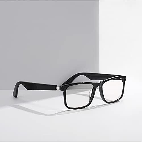 Full Frame Bluetooth Anti-Blue Light Smart Glasses