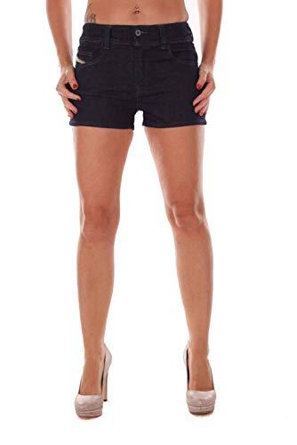 Diesel Damen Jeans Shorts Hot Pant Cadabejo (W28)