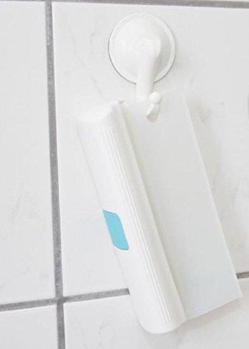Duschwischer von AquaBLADE mit Silikonlippe ca. 20cm - Perfekt geeignet für Duschkabinen, Badezimmer, Spiegel oder nasse Oberflächn