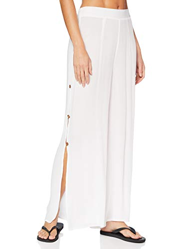 Dorothy Perkins White Coco Butter Trousers Salida de baño, XL para Mujer