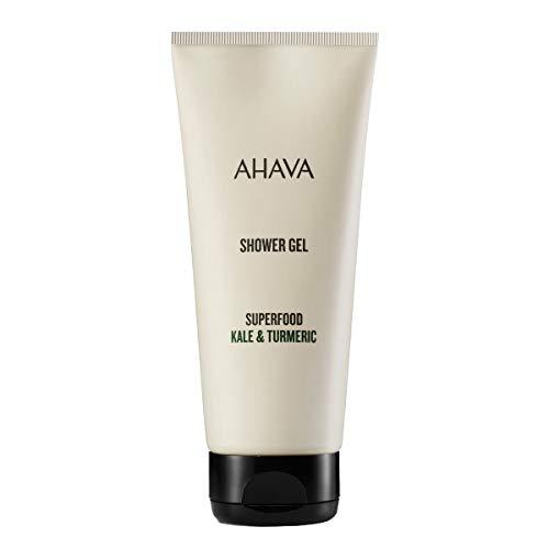 AHAVA Shower Gel Kale and Turmeric, 200 ml