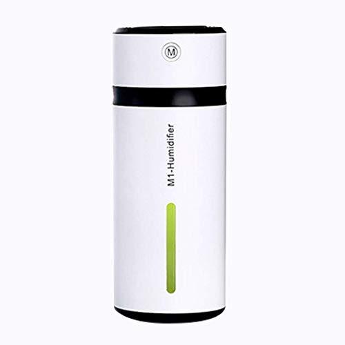 ZHANGKANG Aromatherapie ätherisches Öl Diffuser 230ml 8Hrs mit kühlem Nebel-Befeuchter for große Zimmer, Wohnhaus, Baby-Schlafzimmer, Wasserlos automatische Abschaltfunktion (Farbe: Schwarz)