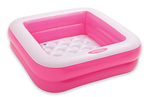 Intex 57100NP Baby Pool Play Box - Farbe: Pink