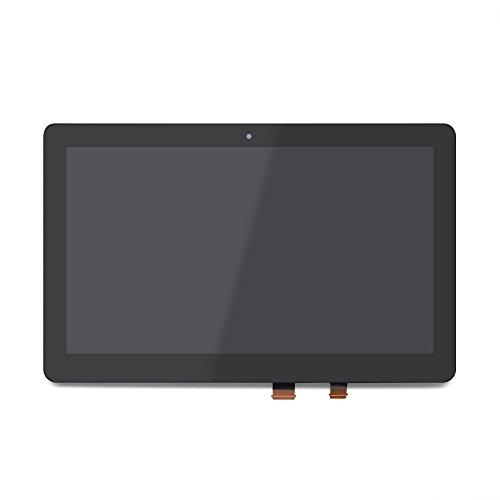 FTDLCD 11.6'' LCD Pantanlla Táctil Digitalizador Reemplazo de Ordenador Portátil M116NWR4 para ASUS Transformer Book Flip TP200