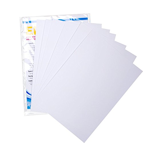 EDIY Brand 100 Sheets A4 Dye Sublimation Paper Ink Printing Heat Transfer Paper