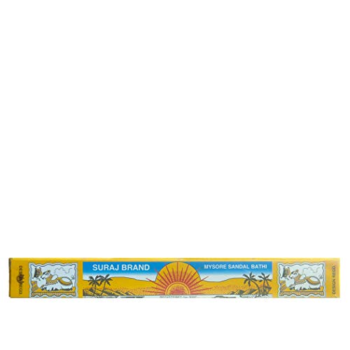 Suraj Brand Sandalwood Incense