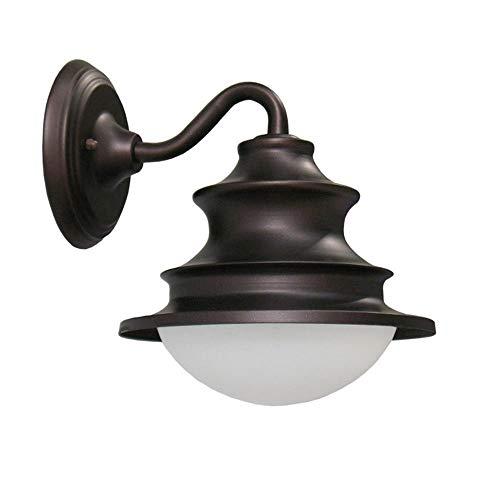 Nanyun Wandlamp, rustiek, Europees retro, nostalgisch, hanglamp, hal, balkon, deur, wandlamp, buitenlamp, industrieel, waterdicht