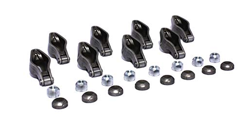 "COMP Cams 1412-8 Magnum Roller Rocker Arm with 1.52 Ratio and 3/8"" Stud Diameter for Chevy Small Block Engine, (Set of 8)"
