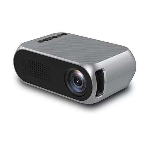 Projector Home Led Mini Portable Mini Projector 1080p HD Comes with Speakers, Compact and Portable for Home Theater Hd Home Portable Mini Projector -  Pinzheng