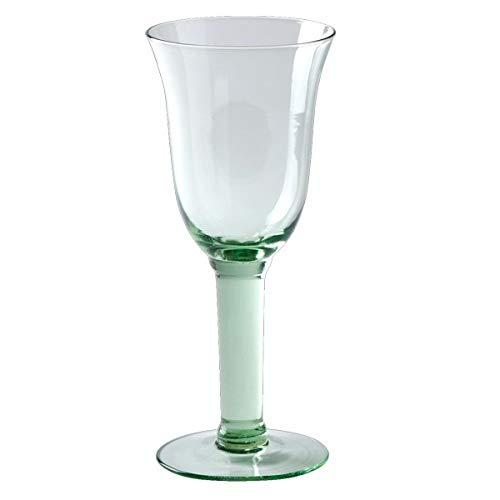 Lambert - Bistroglas - Corsica Grün - Weinglas, Weißweinglas - Maße (ØxH): 8 x 19 cm - Mundgeblasen - 1 Stück