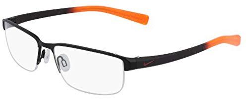 Nike Optical Model 8098 Satin FADE - Marco para bicicleta (56 mm, puente de 16 mm)