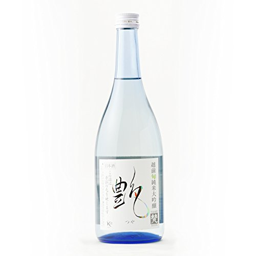 日本酒 梵 艶つや 越前旬純米大吟醸 山田錦 720ml 加藤吉平商店