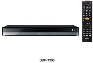 東芝 2TB 3チューナー ブルーレイレコーダー REGZA DBR-T360