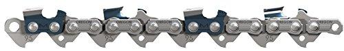 Zaagketting/reserveketting geschikt voor Husqvarna, ketting met lage trillingen, ideaal voor moderne, lichte kettingzagen, snijden in microbeitelvorm vermindert terugslaggevaar, 325 inch, 1.3 mm