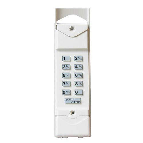 Linear Delta-3 DTKP Wireless Keyless Entry Gate Garage Keypad DNT00062 Delta3