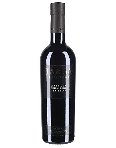 Marsala Superiore DOC Riserva 1840 Semisecco Targa Florio 2006 500 ml