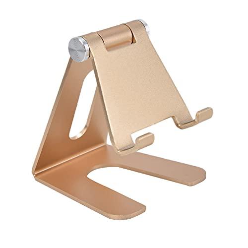 Mobiele telefoonstandaard, stabiele telefoonhouder aluminiumlegering voor tablets