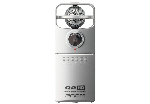 Zoom Q2HD Handy Video Recorder Photo #2