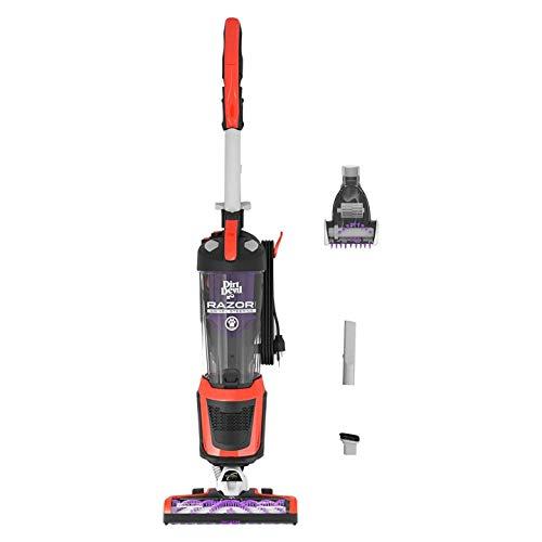 Dirt Devil Razor Pet Advanced Power Swivel Steer Bagless Corded Upright Vacuum (Renewed)