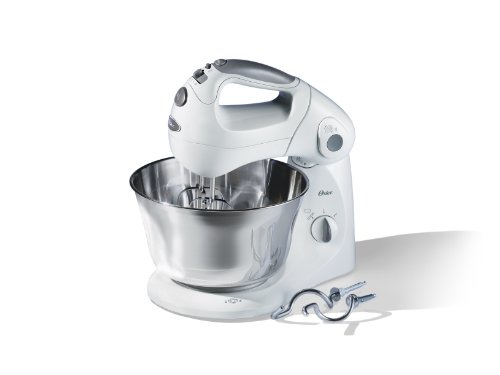 Oster 2601 Euro Style Stand Mixer, 220 to 240-volt