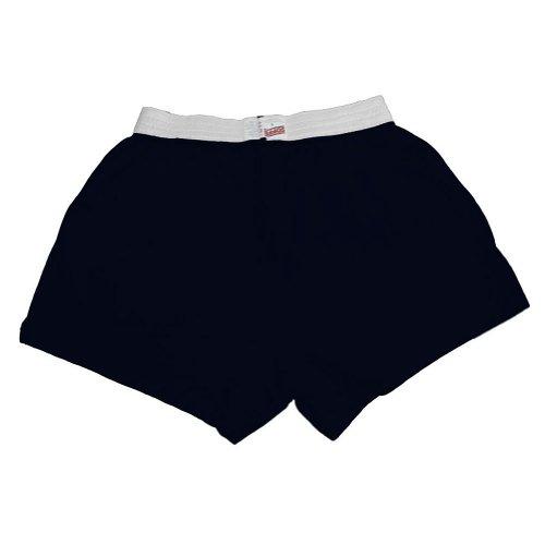 Soffe Junior Black Authentic Short-Medium