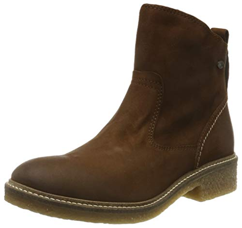 camel active Palm 78, Damen Schlupfstiefel, Braun (Bison 2), 37 EU (4 UK)
