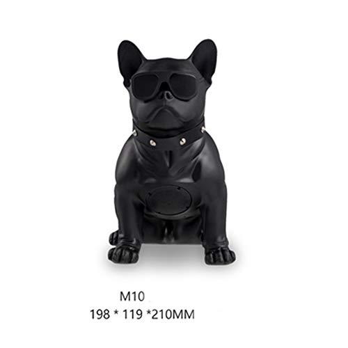 Bulldog-Wireless-Bluetooth-Lautsprecher, hohe Lautstärke 3d Surround Subwoofer, Cartoon niedlich wireless Lautsprecher, kleine Bulldogge Bluetooth-Lautsprecher, Aerobull Nano Wireless Bluetooth Lautsp