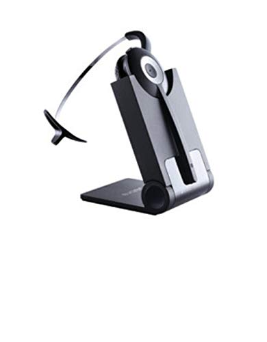 Jabra Pro 930 Mono DECT-Headset mit USB für PC/Softphones, für Unified Communications optimiert, Geräuschunterdrückung, 120m Reichweite, inkl. Ladeschale