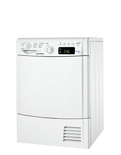 Indesit idpe G45A1Eco (IT) autonome Belastung Bevor 8kg A + Weiß Trockner Trockner (autonome, bevor Belastung, Kondensation, weiß, Knöpfe, drehbar, 112l)