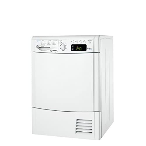 Indesit IDPE G45 A1 ECO (IT) Libera installazione Carica frontale 8kg A+ Bianco asciugatrice
