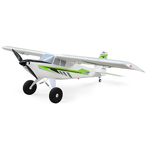E-flite RC Airplane Timber X 1.2m BNF Basic (Transmitter, Battery and Charger not Included) with AS3X and Safe Select, EFL3850