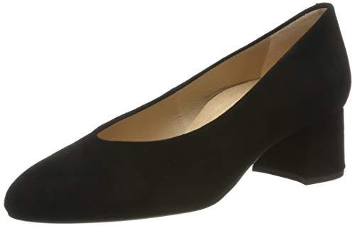 Unisa Loreal_KS, Zapatos de Tacón Mujer, Negro (Schwarz), 3