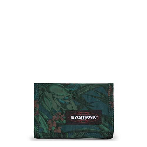 Eastpak Crew Single Monedero, 14 cm, Multicolor (Brize Mel Dark)