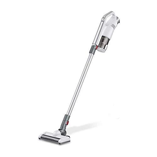 Stick aspiradora sin cable, 2 en 1 vertical y de mano Aspiradora, 12 kPa succión de gran alcance, hasta 40 minutos del tiempo de trabajo, for la limpieza de la alfombra del piso del coche pelo del ani