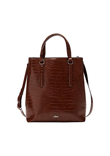 s.Oliver (Bags Damen 201.10.009.30.300.2052814 Shopper, 8763, 1