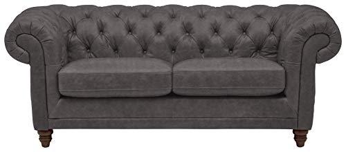 Stone & Beam Bradbury Chesterfield Tufted Sofa Couch 2