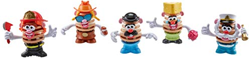 Mr Potato Head Chips Figures 5-Pack…