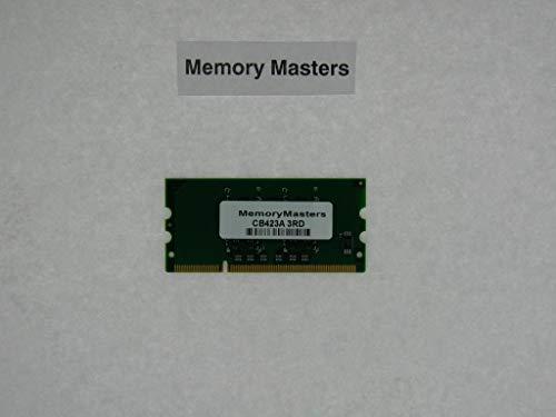 CB423A 256MB DDR2 144-pin DIMM Printer Memory for HP Laserjet P2015 P2015d (MemoryMasters)