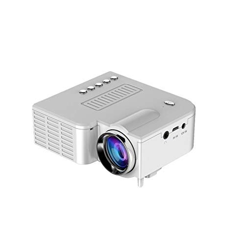 Mini draagbare LED-projector LCD 1080P HD Multimedia Home Cinema Theater USB TF HDMI AV LED Beamer-projector voor thuisgebruik