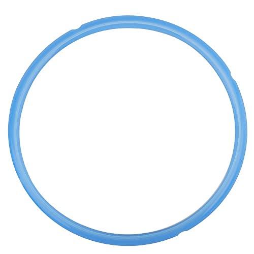 Changor Apropiado 6QT, 1 Trozo Presión Horno Reemplazo con Goma(Azul)