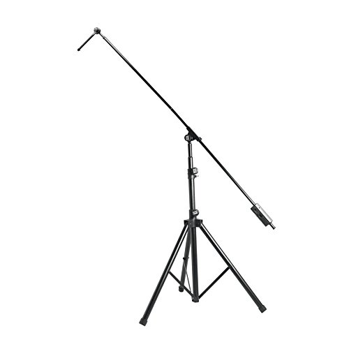 On Stage SB9600 Tripod Studio Boom Microphone Stand