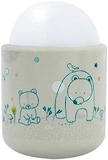 Veilleuse Portable pour Bébé et Enfant - Lumière Douce à LED - Lampe Nomade : 70 heures d'autonomie sans pile ni fil - Rec...