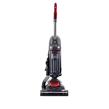 Black & Decker BDASV102 Airswivel Ultra Light Weight Upright Vacuum Cleaner, Versatile Vacuum