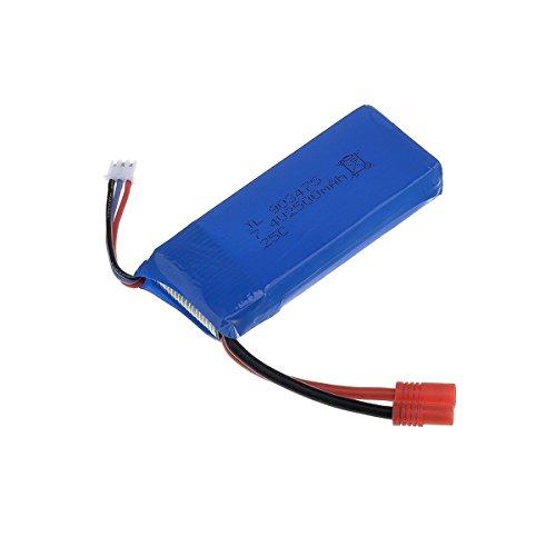 1 Stück Orginal Syma Akku Ersatzakku Batterie 7,4V 2000mAh Syma X8C X8W X8HW Versand aus Deutschland