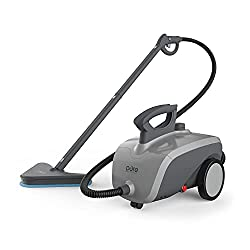PureClean XL Rolling Steam Cleaner for tile and grout