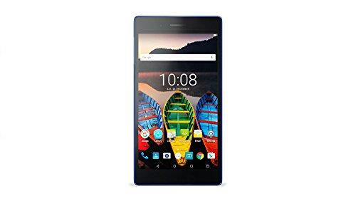 """Lenovo ZA130175DE TAB 3 TB3-730X Tablet con Display da 7"""", Processore Mediatek MT8161P da 1 GHz, 2 GB LPDDR3-SDRAM, 16 GB, Fotocamera Posteriore da 5 MP, Android 6.0, Nero"""