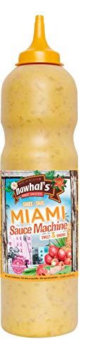 925g Nawhals Miami Sauce, Original Marke Nawhal's / Belgische Saucen