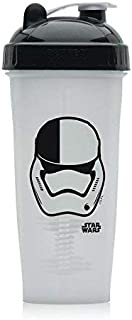 Performa Star Wars Series - 28oz Shaker Bottle, Best Leak Free Bottle with ActionRod Mixing Technology for Your Sports & Fitness Needs! Shatter Proof and Dishwasher Safe!